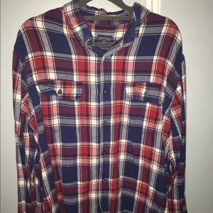 Nice flannel shirt
